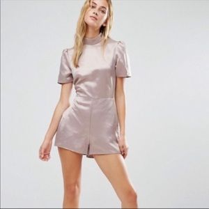 New with tags: ASOS fashion union romper